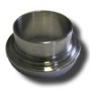 Kúposvég DIN11851 / Normal welding DIN liner