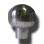 Rozsdamentes tartály mosófej / Spray ball