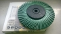 3M Sünkefe zöld BBZB Radial Brush 'A' típus 152x11x25.4 P50