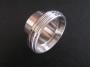 Menetesvég NA100 (104x2.0) 1.4301 / Normal welding DIN male